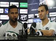 Serginho e Robertinho são apresentados em Porangabuçu