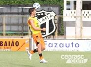Não relacionados para jogo entre Santos x Ceará treinaram hoje