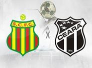 Motivados, Ceará e Sampaio Corrêa se enfrentam neste sábado