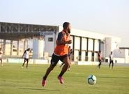 Ceará finaliza preparação para o jogo diante do São Paulo