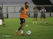 Em reta final de preparação, Ceará realiza penúltimo treino antes de partida contra o Palmeiras