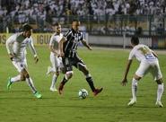 Série A: No Pacaembu, Ceará tropeça na estreia e perde para o Santos por 2 a 0