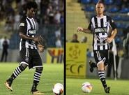 Zagueiros Sandro e Charles comemoram boa fase do setor defensivo