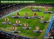 """""""G-100"""" é destaque na 29º rodada do Brasileirão"""