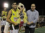 Sem Nome F.C vence Cearamor e é Campeão Invicto da 1ª Liga dos Alvinegros