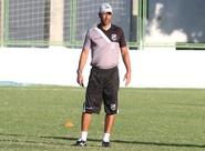 Com desfalques por suspensão, Sérgio Soares se mantém confiante