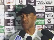 Antes de viajar para Curitiba, Ceará treinou no Presidente Vargas