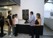 Sala de Imprensa: Inauguração oficial presta homenagem a radialista Sérgio Pinheiro