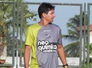 Sérgio Alves encara nova função dentro do CSC