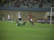 Com dois gols de Bill Vozão empata fora de casa com Atlético (GO)