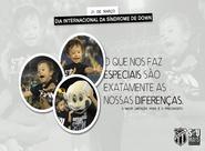 Ceará, FCF e Associação Fortaleza Down projetam ação para jogo deste sábado