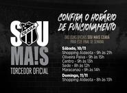 Confira o horário de funcionamento das lojas Sou Mais Ceará neste final de semana