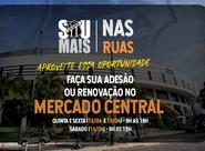 Programa Sou Mais Ceará leva atendentes para diversos pontos da cidade