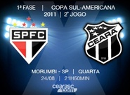Ceará quer vitória inédita diante do São Paulo, no Morumbi