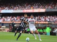 Com Morumbi lotado, Ceará se defende bem, insiste até o fim, mas perde para o São Paulo