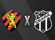 Lutando pela primeira vitória fora de casa, Ceará enfrenta o Sport