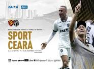 Ceará e Sport se enfrentam no encerramento da 32ª rodada do Brasileiro