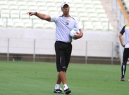 """Sérgio Soares define duelo contra o Sport como: """"Jogo mais importante"""""""
