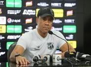 Sérgio Soares agradece ao torcedor, diretoria e anuncia saída do Ceará