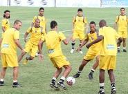 Alvinegros encerram os preparativos para o jogo contra o Barueri