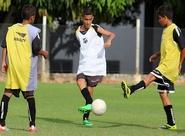 Estadual Sub-13: Pensando no Ferroviário, Ceará treinou nesta tarde