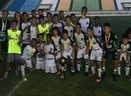 Ceará Sub-13 vence o Maranguape nos pênaltis e é Tricampeão Cearense
