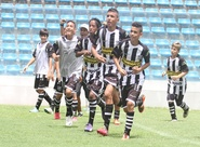 Bicampeão Estadual, Ceará Sub-13 tem maioria de atletas oriundos da Fábrica de Craques