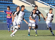 Ceará Sub-13 sai atrás, mas vira e goleia o Fortaleza no PV: 4 a 1