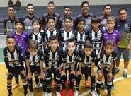 Base de Futsal: Ceará tem noite de goleadas no Campeonato Cearense