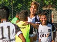 Ceará Sub-15 goleia Ferroviário e se mantém na liderança isolada do Estadual