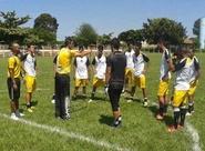 Sub-19 encerrou a preparação para a estreia na Copa SP