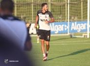 """""""Não podemos nos acomodar"""", afirma Tiago Alves sobre busca na permanência na Série A"""