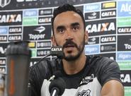 """Tiago Alves: """"Confronto contra o Sport deve ser sob pressão. Temos que ser inteligentes"""""""