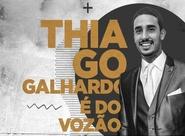 É do Vovô! Thiago Galhardo chega para reforçar o elenco do Ceará
