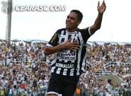 Artilheiro da equipe no Brasileirão, Thiago Humberto comemora boa fase