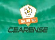 Categorias de Base: Ceará Sub-15 estreia no Campeonato Cearense contra o Ferroviário
