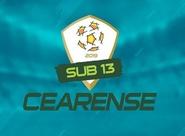 Sub-13: Pelo Campeonato Estadual, Ceará estreia contra o Estação neste domingo