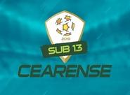 Ceará Sub-13 estreia com vitória no campeonato estadual contra o Estação
