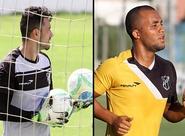 Ceará estendeu o contrato de dois atletas para a temporada 2015