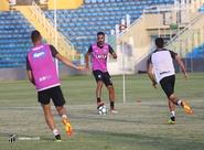 Ceará finaliza preparação para enfrentar o Atlético/PR com treino fechado no PV