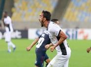 No Maracanã, Tiago Alves marca golaço de bicicleta e Ceará arranca empate contra o Fluminense