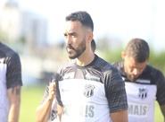 """Capitão Tiago Alves ressalta união no elenco: """"Todo mundo tem voz ativa dentro do grupo"""""""