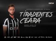 Estadual: Ceará enfrenta o Tiradentes neste sábado, no Presidente Vargas