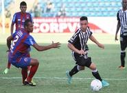 No PV, Ceará joga bem e goleia o Tiradentes por 4 x 0
