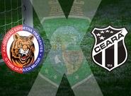 Venda de ingressos para Tiradentes x Ceará começa neste sábado