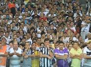 Continua a venda de ingressos para Ceará x América/MG, também no Castelão