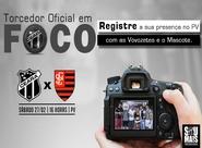 """Ceará x Guarany (S): Participe do """"Torcedor Oficial em Foco"""""""