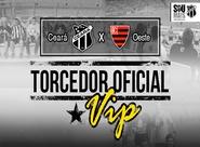"""Ceará x Oeste: Participe da promoção """"Torcedor Oficial é VIP"""""""