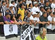 Venda de ingressos para Ceará x Parnahyba/PI será nas Lojas e no Castelão