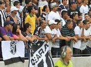 Venda de ingressos para Ceará x Ponte Preta e Ceará x Vila Nova começou